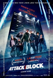 Attack the Block One Sheet
